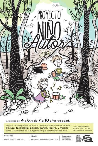 Proyecto Niño Autor - Segunda Edición