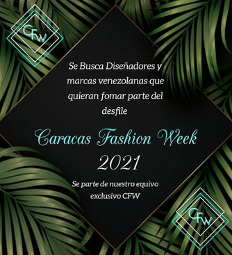 Caracas Fashion Week 2021