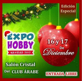 Expo Hobby Navidad 2017