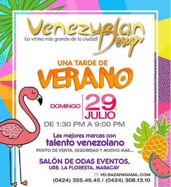 Venezuelan Design