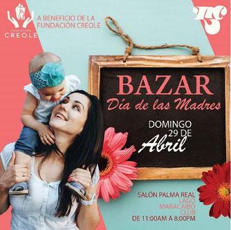 Bazar Fundación Creole