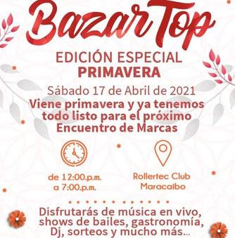 Bazar Top - Edición Especial Primavera