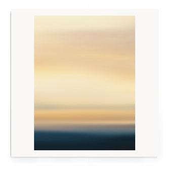 """""""Lightscape #9"""" Art Print von Lena Weisbek"""