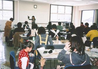 アグリクラフトの講師養成講座