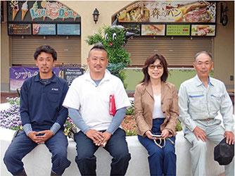 宝塚チョキチョキチーム