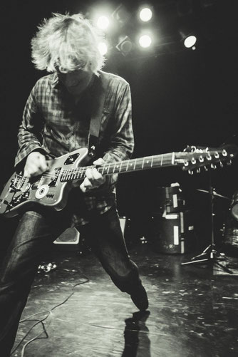 Lee Ranaldo Sonic Youth