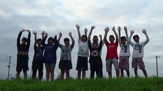 写真をクリックすると「塾挑日記2」へ行けます。終わってバンザ~イ!ではありません。:)