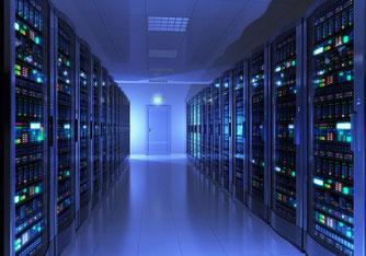 server room ced termografia