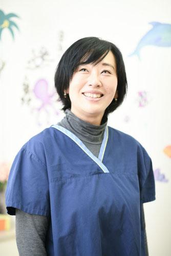 横浜女性鍼灸のパクス・テルレーナ治療室スタッフ
