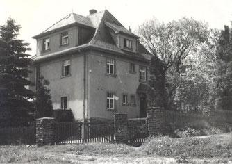Bild: Wünschendorf Voigt-Villa 1960