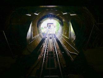 Festungsbahn Salzburg Zahnradbahn