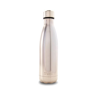 Swell Bottle White Gold