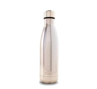 Swell Bottle White Gold