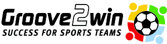 Logo Groove2win - success for sports teams