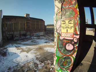 Eisfabrik Berlin Février 2013