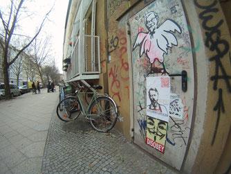 Lübbener Straße Berlin Février 2013
