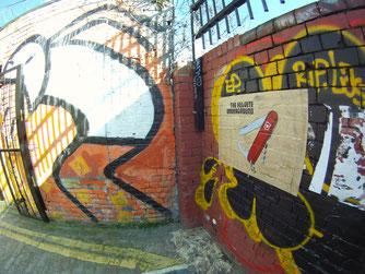 Brick Lane - Londres - Février 2014