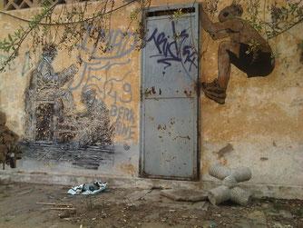 Anciens abattoirs de Casablanca Février 2012