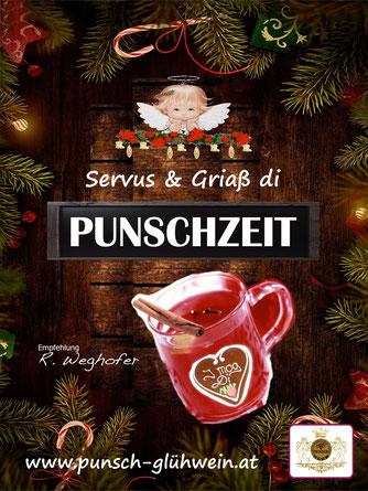 Punsch-glühwein.at, Schilcher Glühwein, sUhudlerGlühwein, Wien, landgut Vösendorf, Wien, Rote Hütte, Landgut Weghofer, Hallowine, rot, weiß