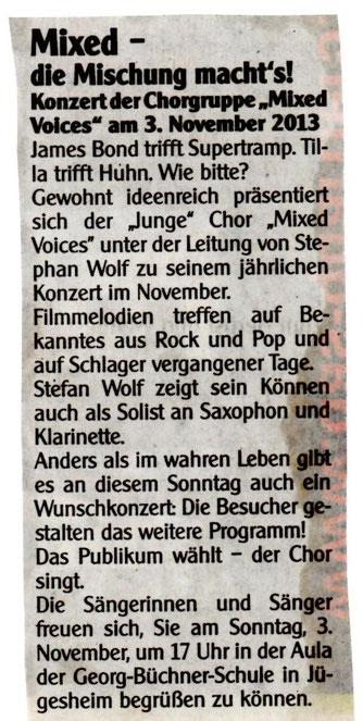 02.10.2013 Bürgerblatt