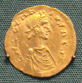 Monnaie de Clotaire II