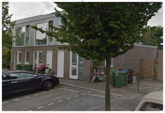 Vier appartementen Opaalstraat Ede 2012