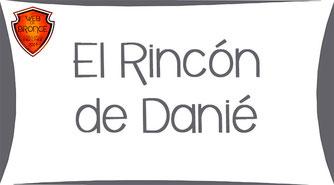 El rincón de Danié - Premio WEB DE BRONCE
