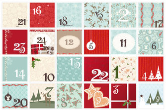 Jimdo adventkalender 2012