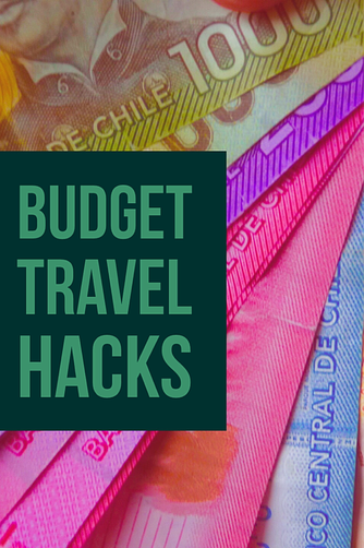 Budget Travel hacks, Tips for cheap travel