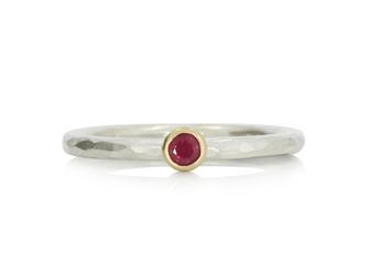 Breiter Ring, Silber, Gold, St. Ingbert, Goldschmiede