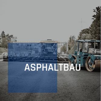 Asphaltbau von Richard Schulz Tiefbau
