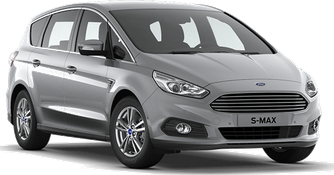 taxi Toulon ford s-Max 6 places