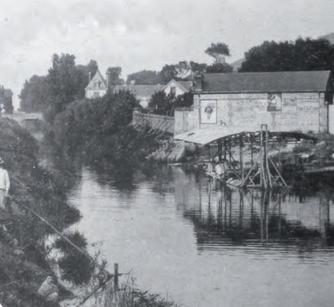 Le canal - Coll Le Callonec