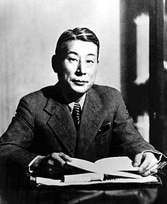 Sugihara, a diplomat
