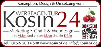 Konzeption, Design & Umsetzung von: Kosin24 / Norman Kosin