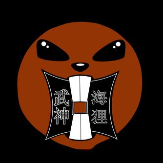Das Bujinkan Umidanuki Dôjô Logo