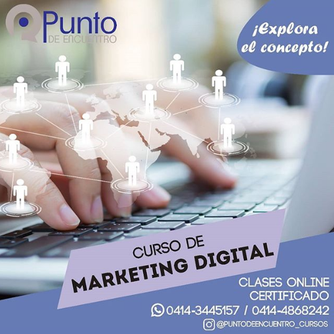 Curso de Marketing Digital - Punto de Encuentro