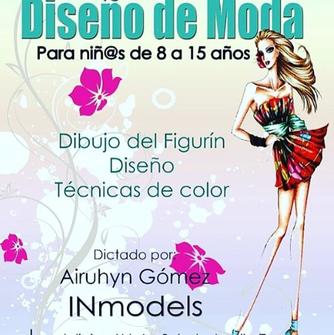 Curso de Diseño de Moda - Inmodels