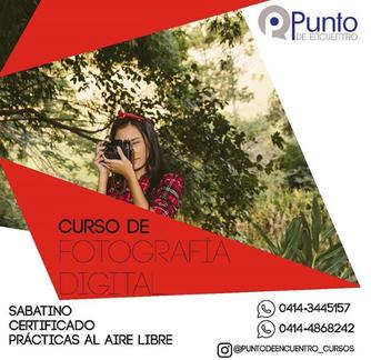 Curso de Fotografía Digital - Punto de Encuentro