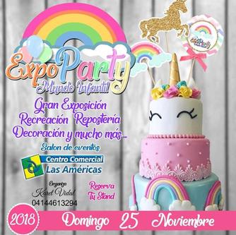Expo Party Mundo Infantil