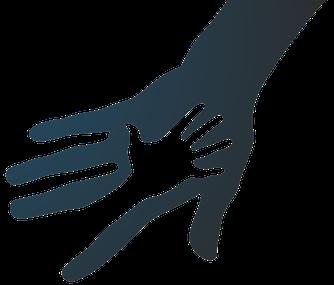 Dieu est Amour. Comme un père a compassion de ses enfants, Yahweh a compassion de ceux qui le craignent Car il sait de quoi nous sommes formés, il se souvient que nous sommes poussière. Et si quelqu'un est abattu, tu le relèveras.