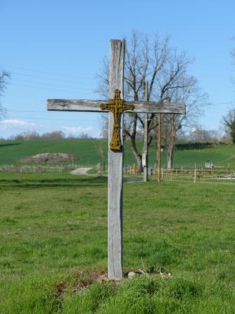 La croix de Champassis