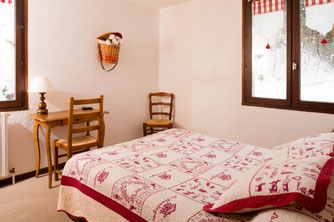 chambre individuelle auberge vercors