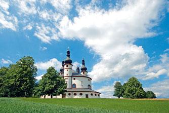 Dreifaltigkeitskirche Kappl - © Landratsamt Tirschenreuth Stefan Gruber