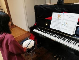 どれみ音楽教室 どれみらぼ ピアノ 打楽器