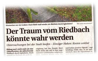 Ludwigsburger Kreiszeitung vom 25.11.2010