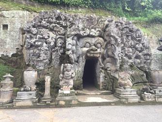 Goa Gajah, Elefant Cave, Bedulu