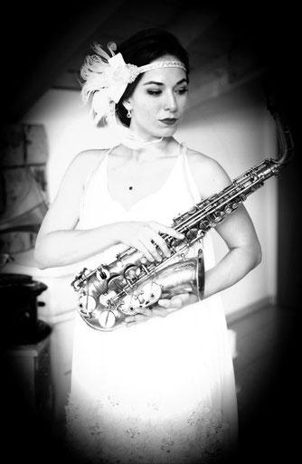 """The Roaring 20s! Die neue Show der """"Katrin Wilking Jazzband"""""""