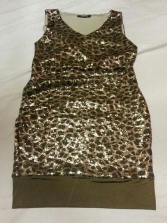 Vestito Leopardo