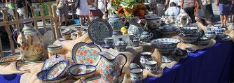 ボレスワヴィエツ陶器市